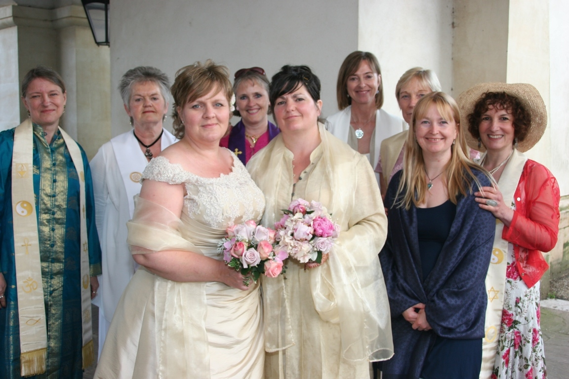 Lesbian Marriage Legal 74